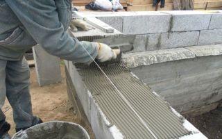 Пескобетон fix: сухая смесь, технические характеристики