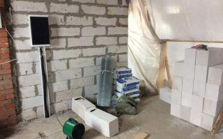 Звукоизоляция пеноблоков: стен, перегородок