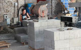 Оборудование для пенобетона: производство пеноблоков в домашних условиях