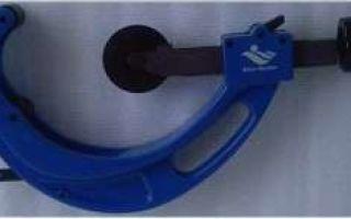 Как нарезать пластиковые трубы в домашних условиях