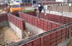 Щитовая опалубка: для дома, фундамента, стен