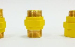 Диаметр стальных газовых труб низкого давления