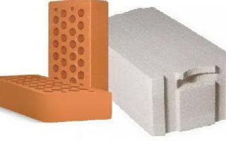 Кирпич или газобетон что лучше, дешевле: мнения строителей