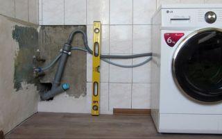 Диаметр трубы в стиральных машинках