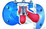 Запорная регулирующая арматура предохранительные устройства