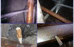 Как заварить трубу с водой полуавтоматом