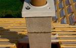 Какую трубу лучше использовать для дымохода в деревянном доме