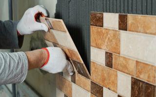Плитка на газоблок: выбор плитки, выбор клея, выполнение работ