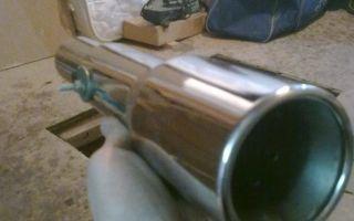 Как гнуть трубу для выхлопа