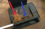 Как измельчить табак трубочный табак