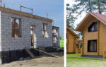 Из чего дешевле строить дом, из бруса или из газобетона: мнение специалистов