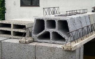 Плиты перекрытия из керамзитобетона: сборные, монолитные, сборно-монолитные