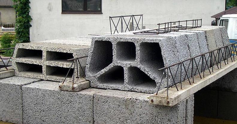 Керамзитобетона виды купить коронку по бетону 110 в москве