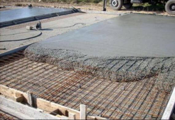 Реализация бетона бетон м90
