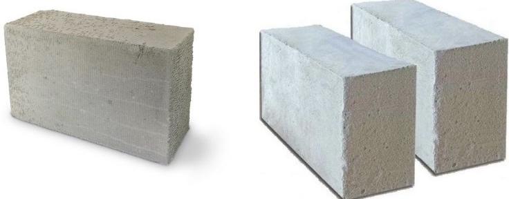 Газобетон или пенобетон керамзитобетон заказ бетона в москве от 1 куба