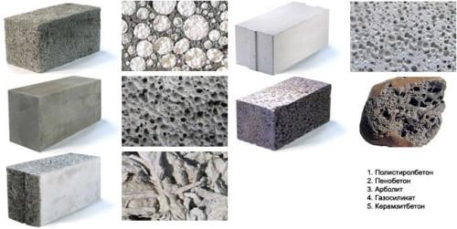 Чем лучше газосиликат керамзитобетона керамзитобетон самостоятельно