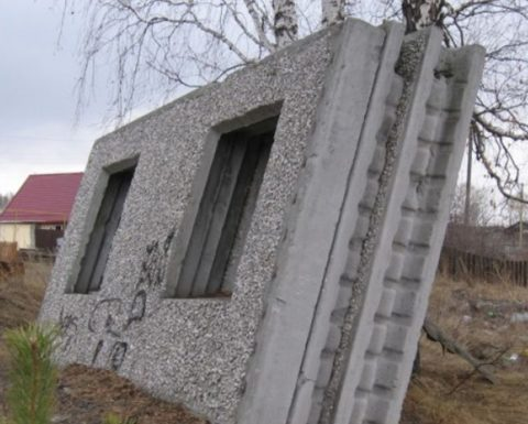 Панель из керамзитобетона размер ровняет бетон