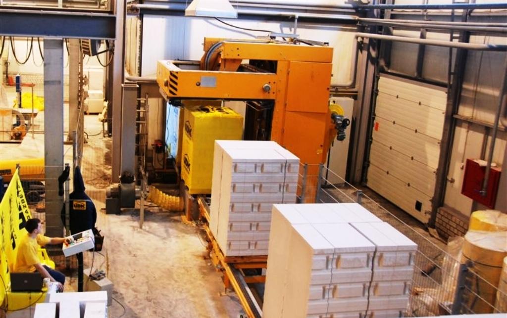 изготовление газобетонных блоков