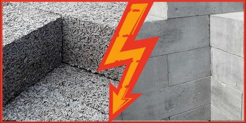 Блоки из ячеистого бетона: характеристики, плотность, размеры
