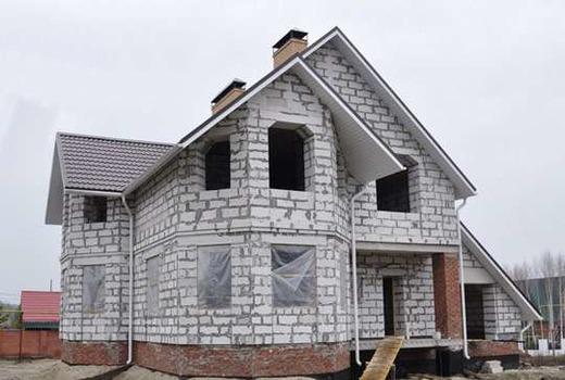 Можно ли строить из пеноблоков зимой