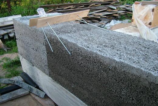 Керамзитобетон 600 кг м3 состав стяжка на крыше из керамзитобетона