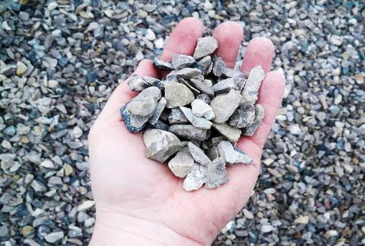 гравий в бетон можно ли