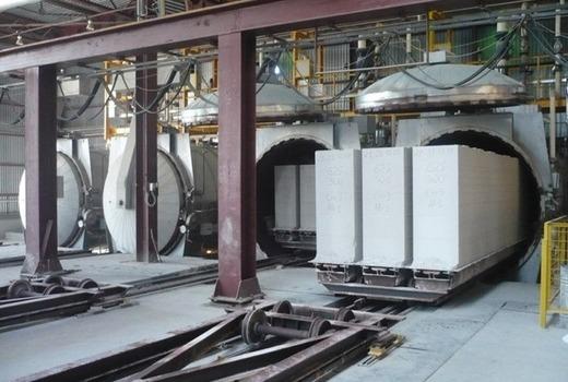 Производство и продажа газосиликатных блоков