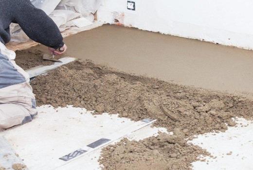 Цементный раствор из пескобетона пластификаторы для бетона липецк купить