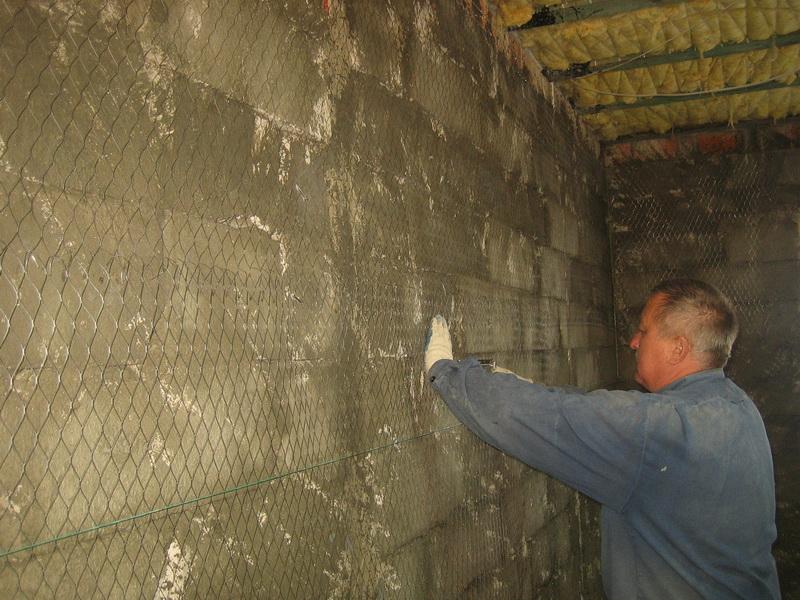 Чем штукатурить керамзитобетон сколько кубов бетона заказать
