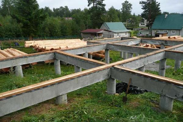 Фундамент бетон ленточный строительный бетон кроссворд