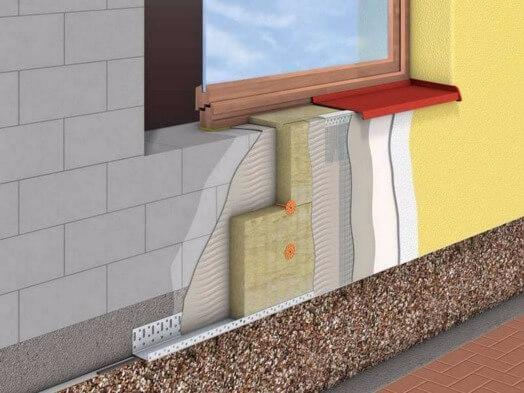 Керамзитобетон толщина утеплителя купить заменитель бетона в рязани