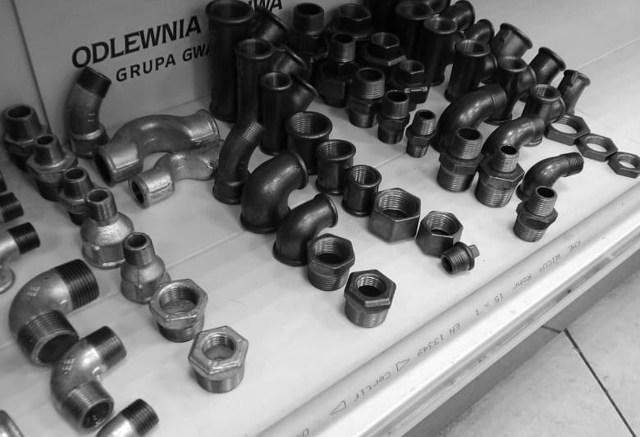 Фитинги чугунные для трубопроводов