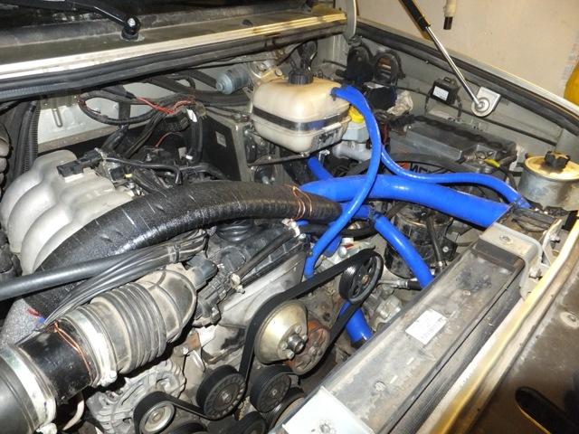Фитинги для патрубков системы охлаждения двигателя