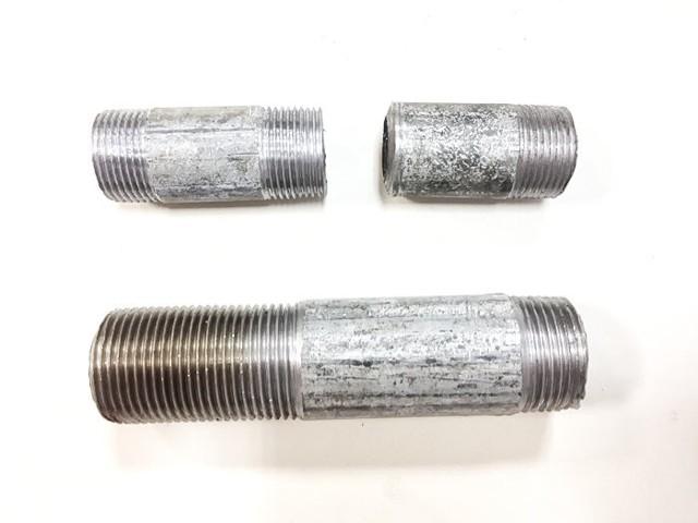 Трубные резьбы стандартный ряд