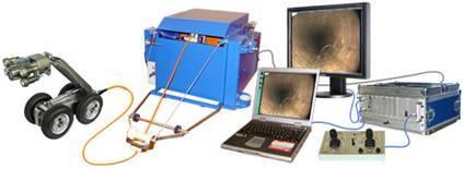 Система телеинспекции трубопроводов окоф