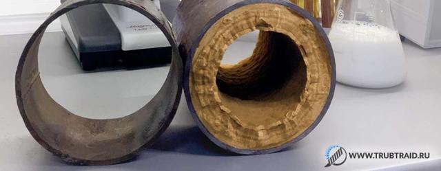 Как избавиться от известкового камня в трубах