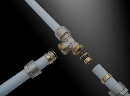 Как изолировать соединения труб