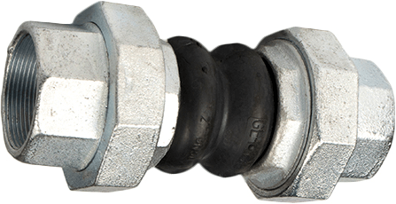 Сильфонный компенсатор из нержавеющей стали для трубопроводов