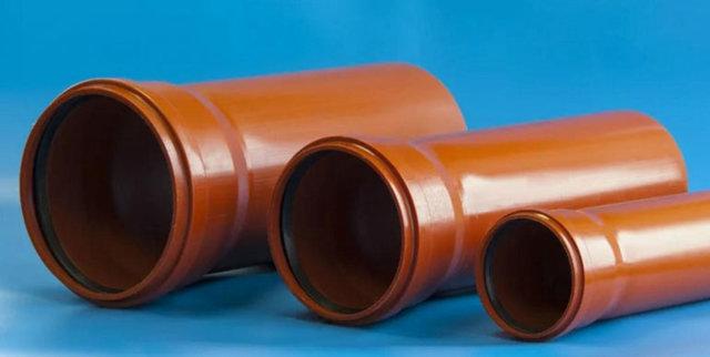 Фасонные части труб нпвх размеры
