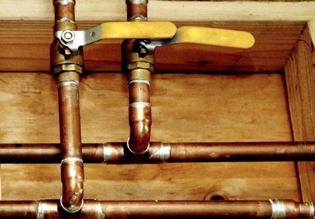 Фитинги для газопроводов это