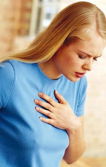 Трубные звуки при дыхании