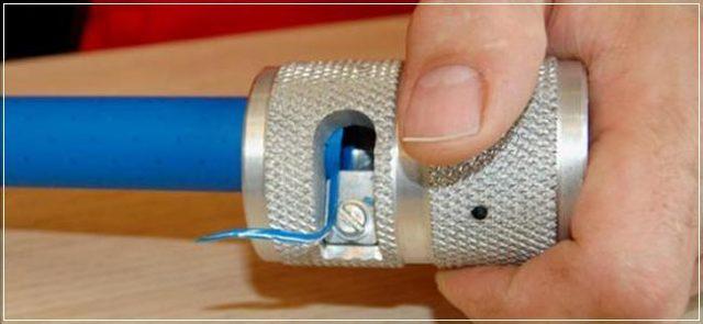 Сварка полипропиленовых труб разного диаметра