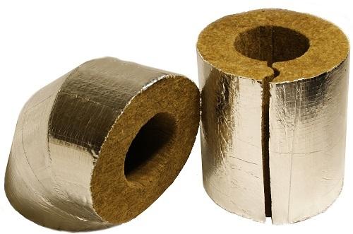 Фольга для пароизоляции трубопровода