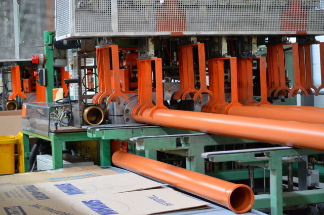 Трубная линия производство труб