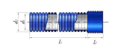 Труба техстрой пп 400 sn8