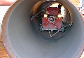 Санация трубопроводов канализации это