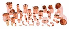 Фитинги для алюминиевых труб обжимные