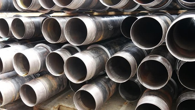 Типы обсадных труб оборудование низа обсадной колонны