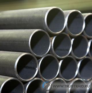 Труба стальная диаметром 345