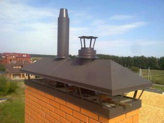 Флюгарка для дымовых труб